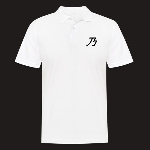 B Logo - Herre poloshirt