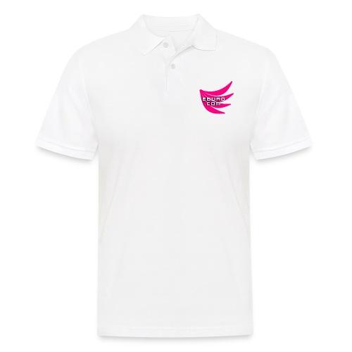 EBURD LOGO GROSS - Männer Poloshirt