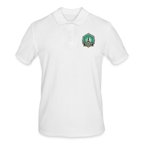 PARIS, FRANCE - Men's Polo Shirt