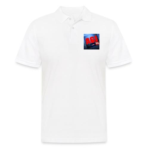 AGJ Nieuw logo design - Mannen poloshirt