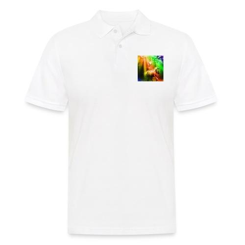 SASSY UNICORN - Men's Polo Shirt