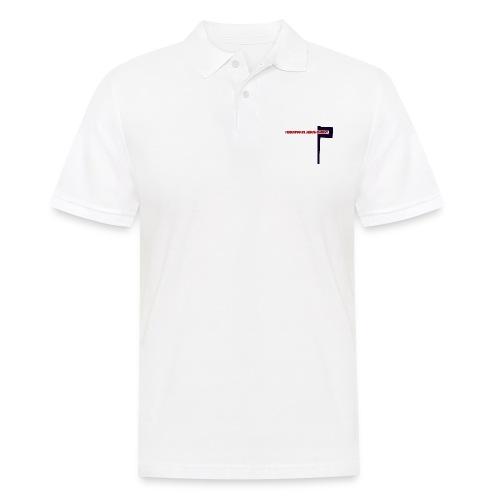 I believe in Jesus!!! - Männer Poloshirt