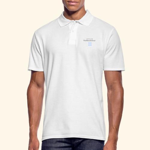 Can You say this - Männer Poloshirt