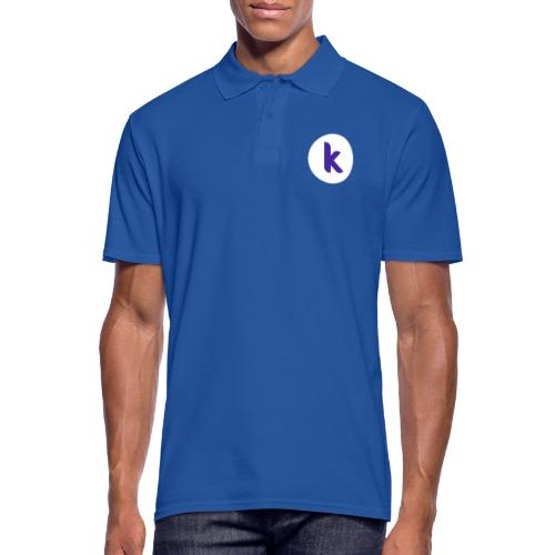 Classic Rounded Inverted - Men's Polo Shirt