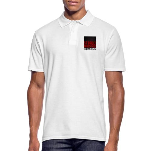 St Bricet Space Agency - Polo Homme