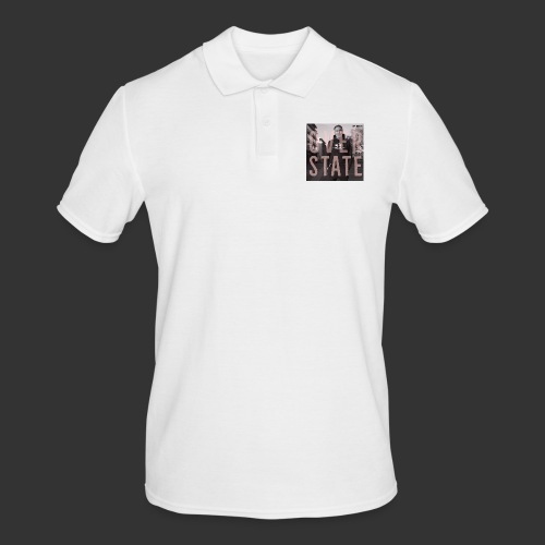 LEYTHOUSE OVERSTATE - Men's Polo Shirt