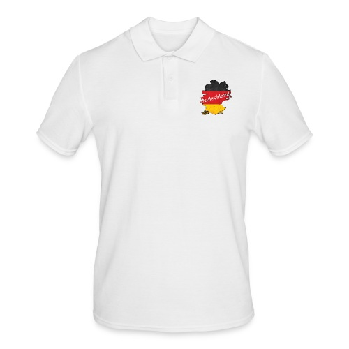 Deutschland - Men's Polo Shirt