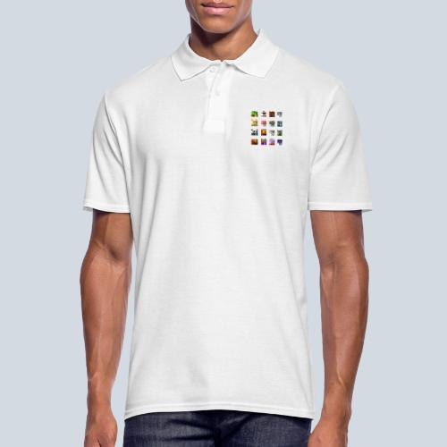 A Planet of Mine Animals - Polo Homme