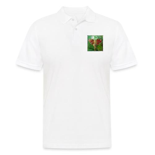 Schmettefant im Dschungel - Männer Poloshirt