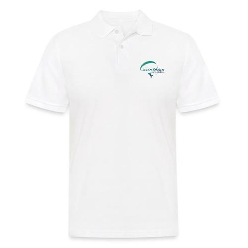 Carinthian Paragliders Logo 2019 - Männer Poloshirt