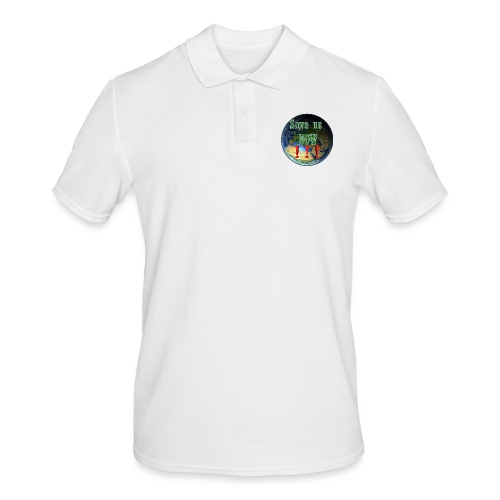save us earth friday for future - Men's Polo Shirt