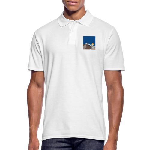 Himalayas - Men's Polo Shirt