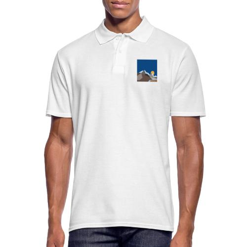 Himalayas - Men's Polo Shirt