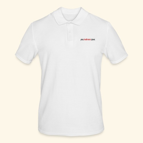 you redroom now - Men's Polo Shirt