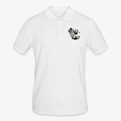 Tiger head - Polo Homme