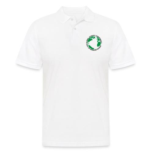 Global Atheist Conspiracy - Men's Polo Shirt