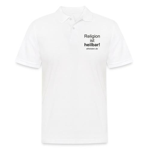 religion_ist_heilbar - Männer Poloshirt