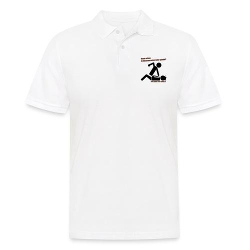 Schienenersatzverkehr - Männer Poloshirt