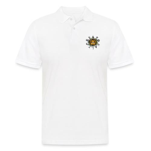 A_P_O_K_A_L_Y_P_S_E - Men's Polo Shirt