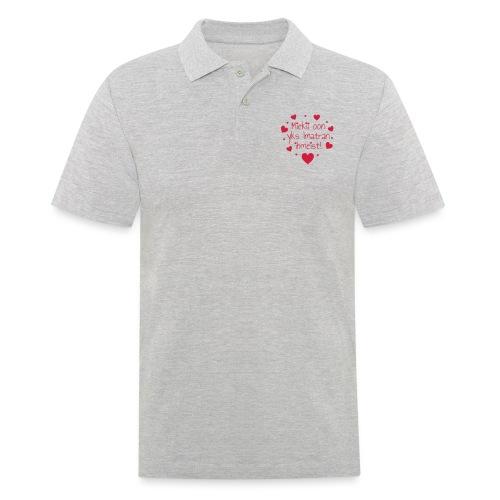 Miekii oon yks Imatran Ihmeist lasten t-paita - Miesten pikeepaita