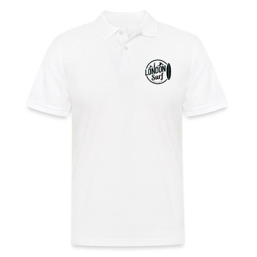 London Surf - Black - Men's Polo Shirt