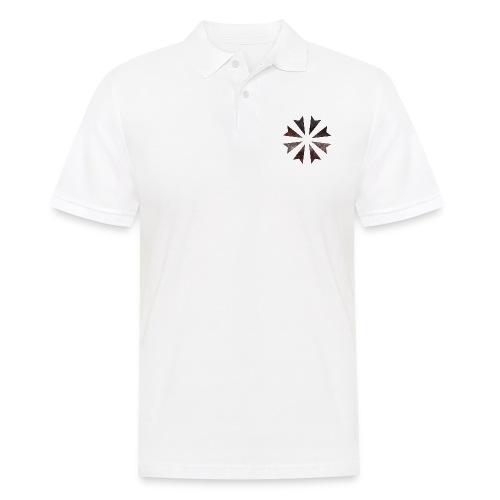 Gladiatores Haukreuz - Männer Poloshirt