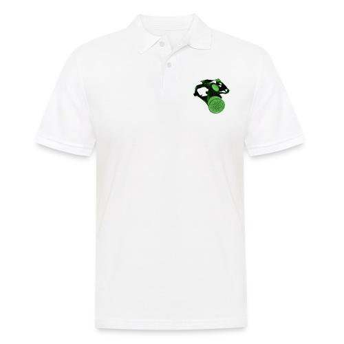 gas shield - Men's Polo Shirt