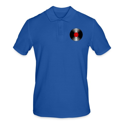LP Vinyl - Men's Polo Shirt