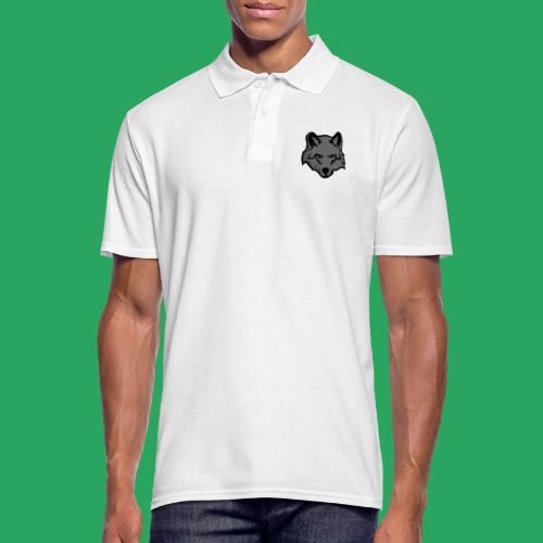 wolf logo - Polo da uomo