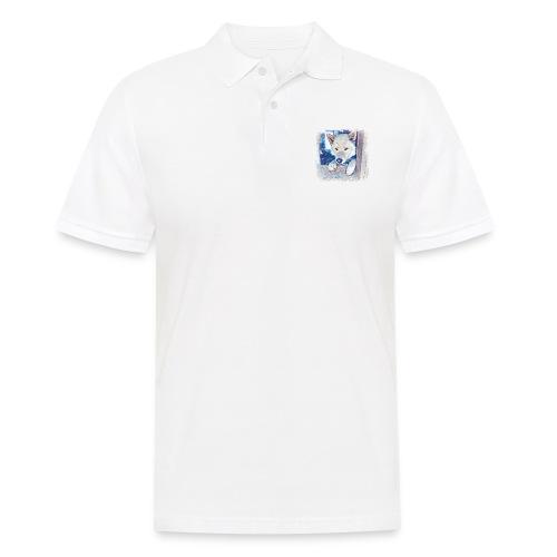 Schattenplatz - Männer Poloshirt
