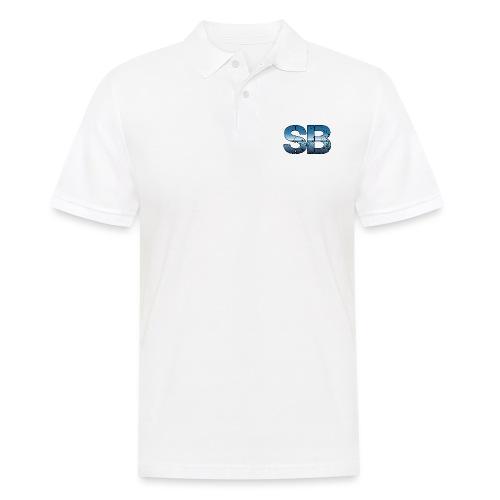 SB Logo - Herre poloshirt