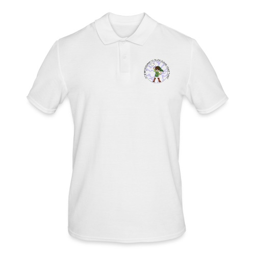 Dangerous To Game Alone - Men's Polo Shirt
