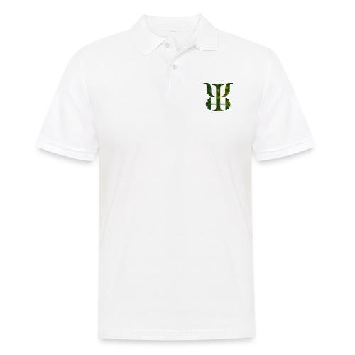 Logo Camo - Men's Polo Shirt