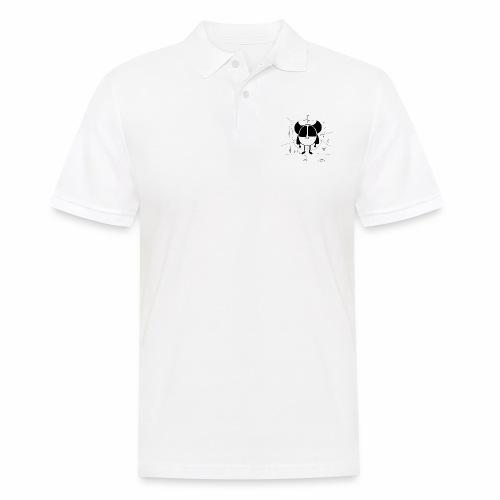 Kleine Monster - Skizze - Männer Poloshirt