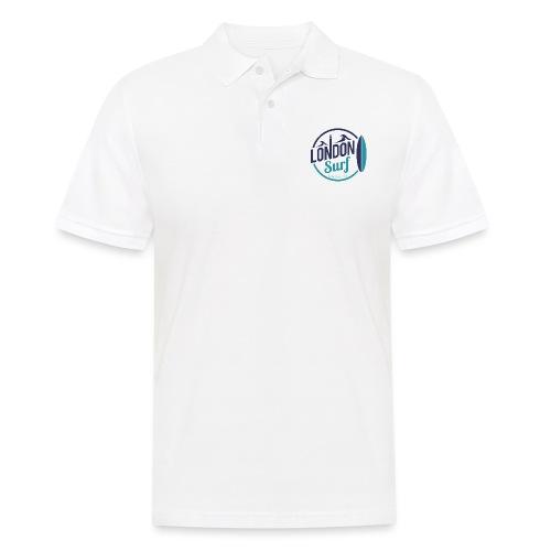 London Surf Classic Logo - Men's Polo Shirt
