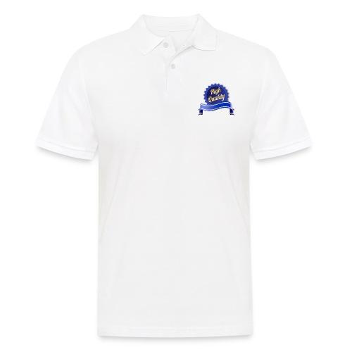 High Quality - Männer Poloshirt