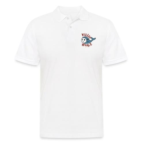 Killer Whale - Männer Poloshirt