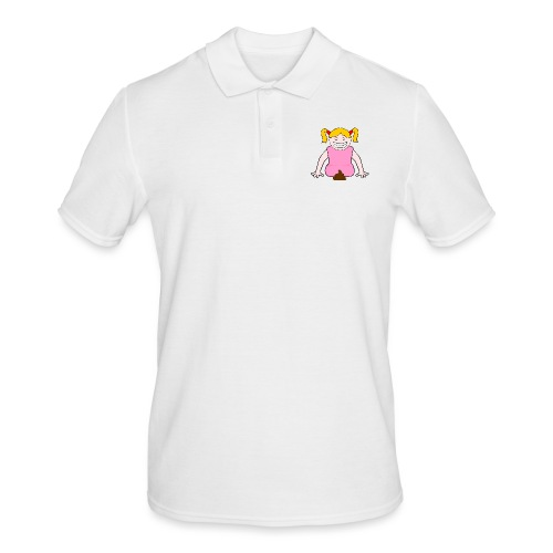 Trudy Walker Kneel - Men's Polo Shirt