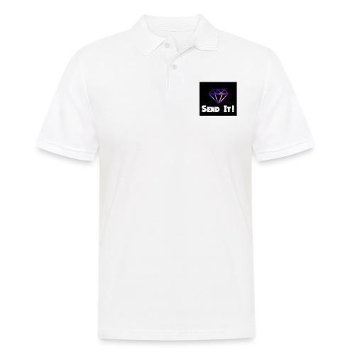 Send It Streetwear galaxy Tee - Men's Polo Shirt