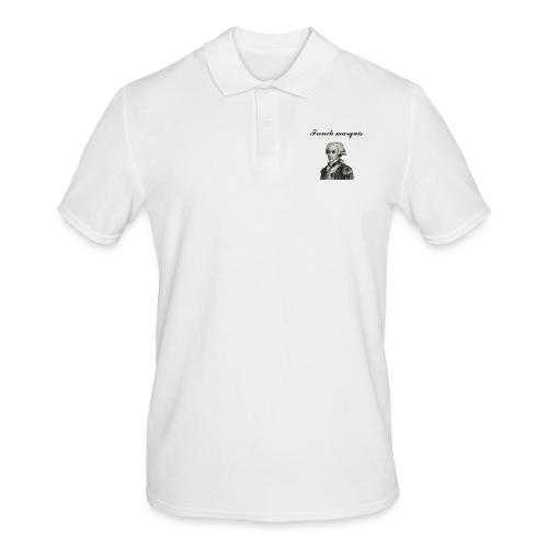T-shirt French marquis n°1 - Polo Homme