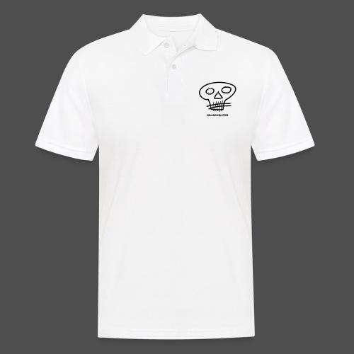 wiosłować - Koszulka polo męska
