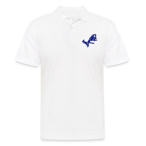 gas mask - Men's Polo Shirt