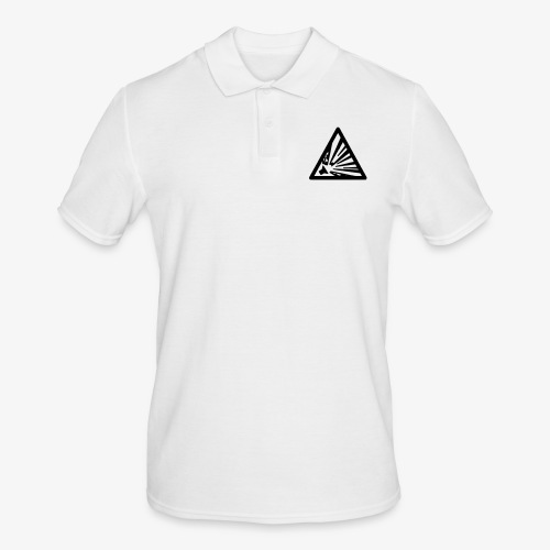 laud23 symbol 03 - Men's Polo Shirt