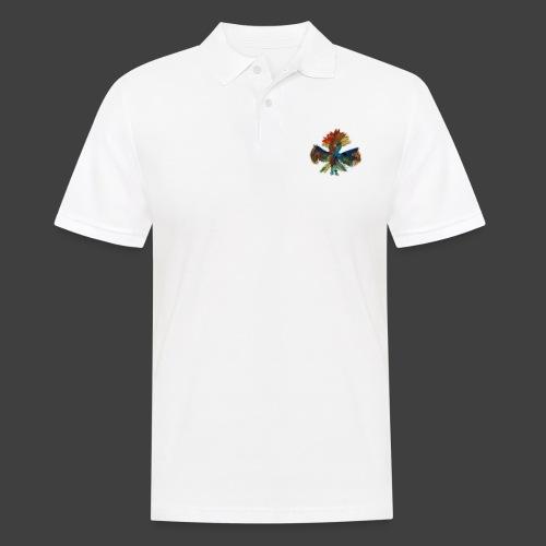 Mayas bird - Men's Polo Shirt