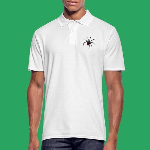 spider logo fantasy - Polo da uomo