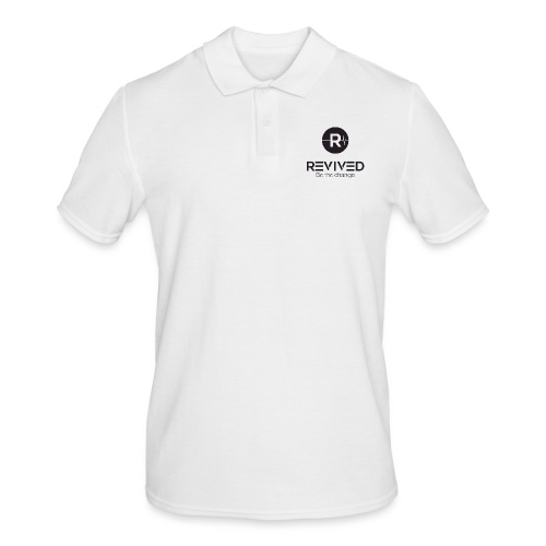 Revived be the change - Men's Polo Shirt
