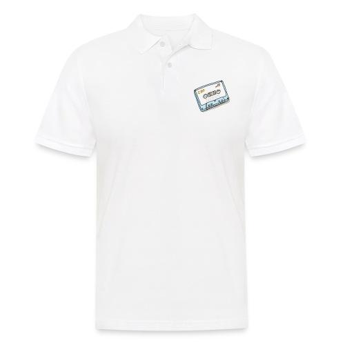Cassette - Männer Poloshirt