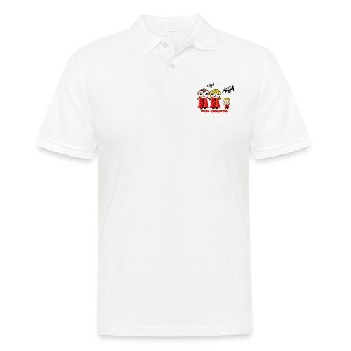 Frohe Weihnachten - Männer Poloshirt