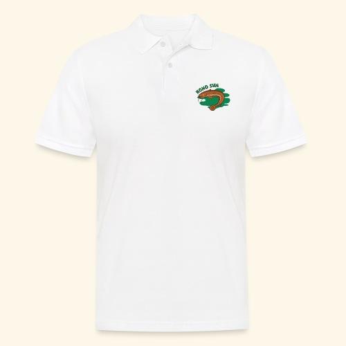 Homo sum ;) - Koszulka polo męska