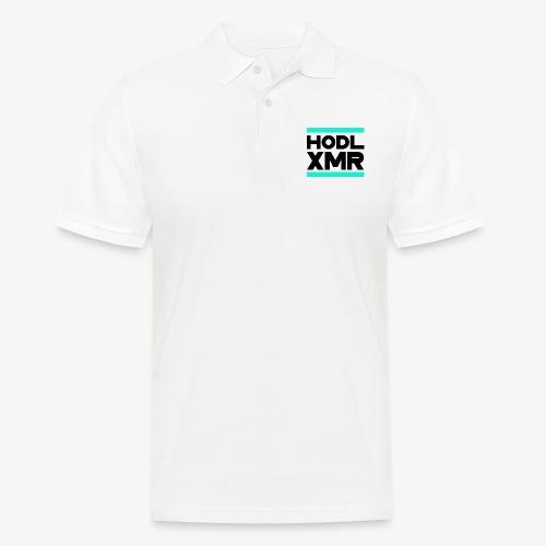 HODL runxmr-b - Men's Polo Shirt